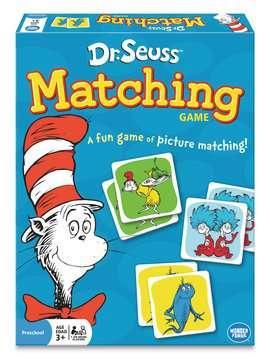Dr. Seuss™ Matching Game Games;Children's Games - image 1 - Ravensburger