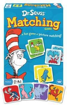 Dr. Seuss™ Matching Game Games;Children's Games - image 2 - Ravensburger