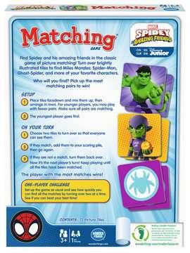 Marvel Super Hero Adventures Matching ® Game Games;Children's Games - image 2 - Ravensburger