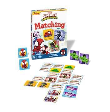 Marvel Super Hero Adventures Matching ® Game Games;Children's Games - image 3 - Ravensburger