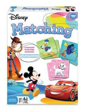 Disney Matching Games;Children's Games - image 1 - Ravensburger