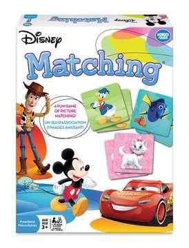 Disney Matching Games;Children's Games - image 1 - Ravensburger