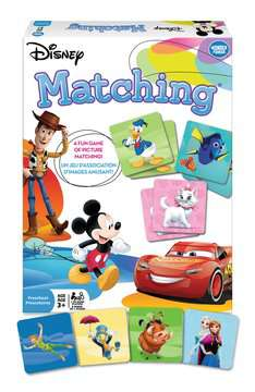 Disney Matching Games;Children's Games - image 2 - Ravensburger