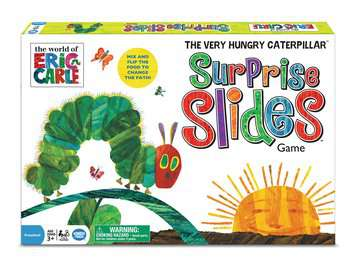 The World of Eric Carle™ Surprise Slides™ Game Games;Children's Games - image 1 - Ravensburger