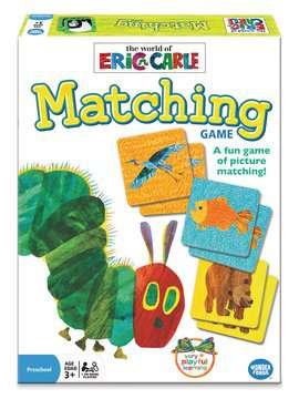 The World of Eric Carle™ Matching Game Games;Children's Games - image 1 - Ravensburger