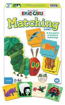 The World of Eric Carle™ Matching Game Games;Children's Games - image 2 - Ravensburger