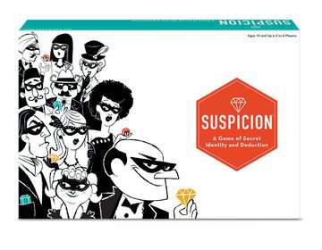 Suspicion™ Games;Children's Games - image 1 - Ravensburger