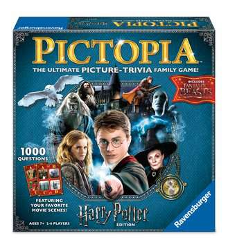 Pictopia™: HARRY POTTER™ Edition Games;Family Games - image 1 - Ravensburger