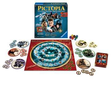 Pictopia™: HARRY POTTER™ Edition Games;Family Games - image 2 - Ravensburger