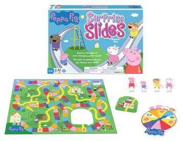 Peppa Pig™ Surprise Slides™ Game Games;Children's Games - image 2 - Ravensburger
