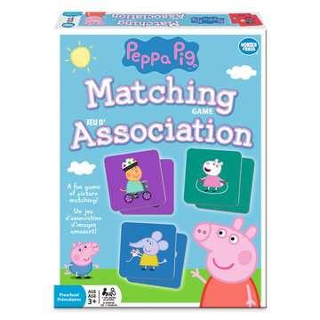 Peppa Pig™ Matching Game Games;Children's Games - image 1 - Ravensburger
