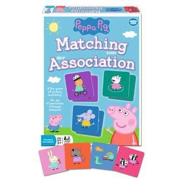 Peppa Pig™ Matching Game Games;Children's Games - image 2 - Ravensburger