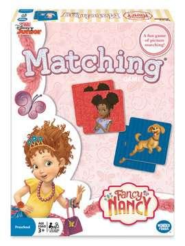 Disney Junior Fancy Nancy Matching Game Games;Children's Games - image 1 - Ravensburger
