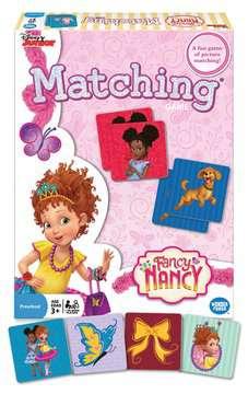 Disney Junior Fancy Nancy Matching Game Games;Children's Games - image 2 - Ravensburger