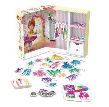 Disney Junior Fancy Nancy Find your Fancy! Games;Children's Games - image 2 - Ravensburger