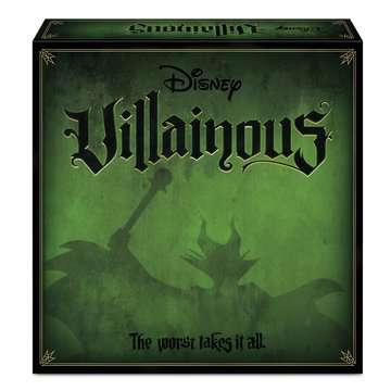 Disney Villainous™ The worst takes it all Games;Family Games - image 1 - Ravensburger