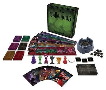Disney Villainous™ The worst takes it all Games;Family Games - image 2 - Ravensburger