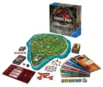 Jurassic Park™ Danger! Game Games;Family Games - image 2 - Ravensburger