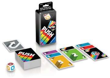 PUSH Card Game Games;Family Games - image 2 - Ravensburger