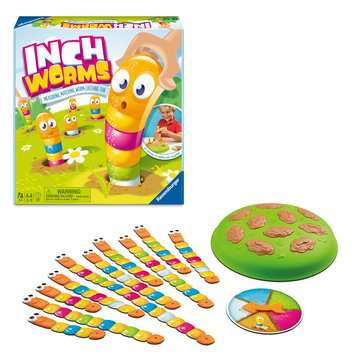 Inch Worms Games;Children's Games - image 2 - Ravensburger