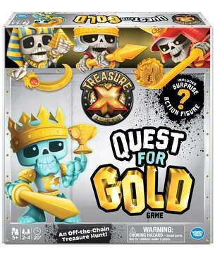 Treasure X™: Quest for Gold Games;Children's Games - image 1 - Ravensburger