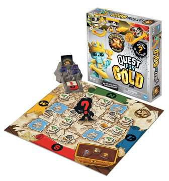 Treasure X™: Quest for Gold Games;Children's Games - image 3 - Ravensburger