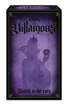 Disney Villainous™ Wicked to the Core Games;Family Games - image 1 - Ravensburger