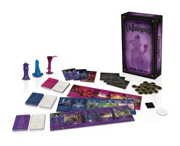 Disney Villainous™ Wicked to the Core Games;Family Games - image 3 - Ravensburger