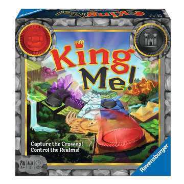 King Me!™ Games;Family Games - image 1 - Ravensburger