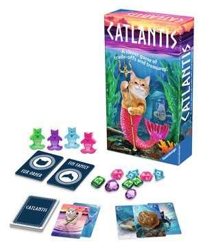 Catlantis™ Games;Family Games - image 3 - Ravensburger