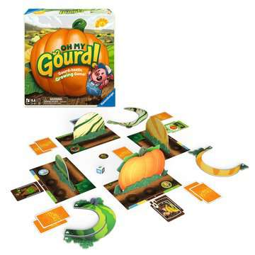 Oh My Gourd! Games;Family Games - image 5 - Ravensburger