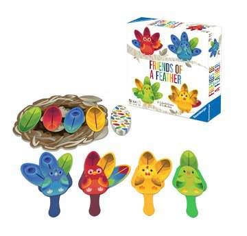 Friends of a Feather Games;Children's Games - image 3 - Ravensburger