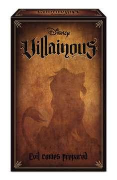 Disney Villainous™ Evil comes prepared Games;Family Games - image 1 - Ravensburger