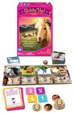 Our Generation®  Giddy Up! Game Games;Children's Games - image 3 - Ravensburger