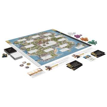 Wonder Woman™: Challenge of the Amazons Games;Strategy Games - image 3 - Ravensburger