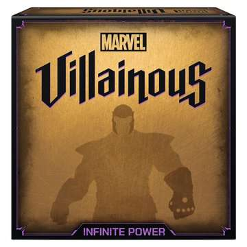 Marvel Villainous: Infinite Power Games;Strategy Games - image 1 - Ravensburger