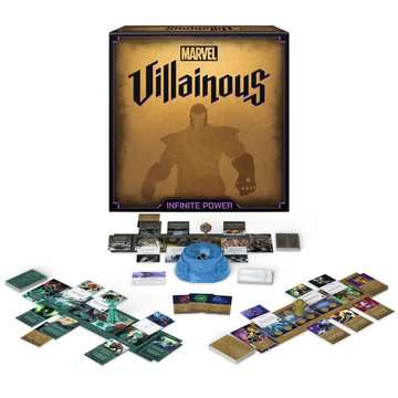 Marvel Villainous: Infinite Power Games;Strategy Games - image 5 - Ravensburger