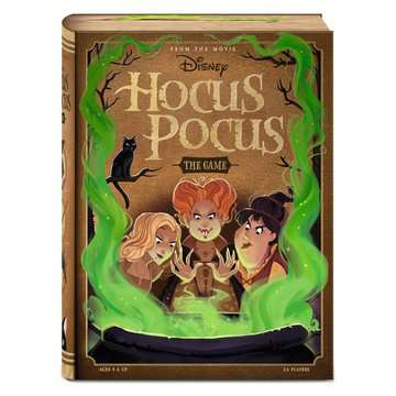 Disney Hocus Pocus: The Game Games;Family Games - image 1 - Ravensburger