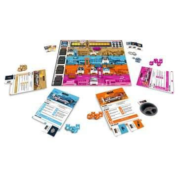 Back to the Future: Dice Through Time Games;Family Games - image 3 - Ravensburger