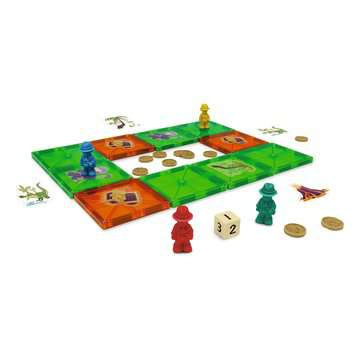 Magna-Tiles® Treasure Hunt Games;Children's Games - image 3 - Ravensburger