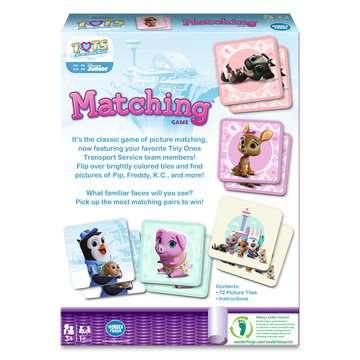 Disney Junior T.O.T.S. Matching® Game Games;Children's Games - image 2 - Ravensburger
