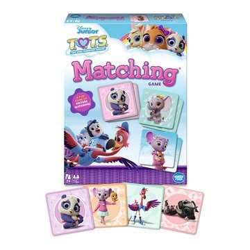 Disney Junior T.O.T.S. Matching® Game Games;Children's Games - image 5 - Ravensburger