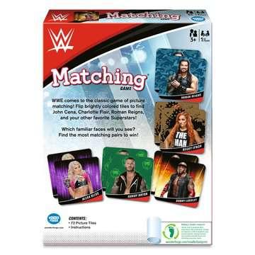 WWE Matching® Games;Children's Games - image 2 - Ravensburger