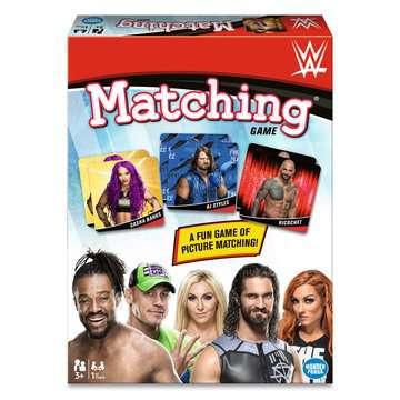 WWE Matching® Games;Children's Games - image 3 - Ravensburger