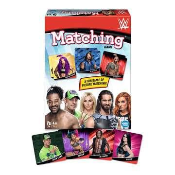 WWE Matching® Games;Children's Games - image 5 - Ravensburger