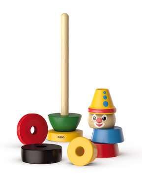 63012000 Baby und Vorschule BRIO Clown von Ravensburger 2