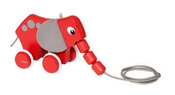 63018600 Baby und Vorschule Nachzieh-Elefant von Ravensburger 2