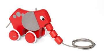 63018600 Baby und Vorschule Nachzieh-Elefant von Ravensburger 3