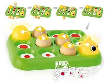 63018900 Baby und Vorschule Musikspiel Raupe von Ravensburger 7