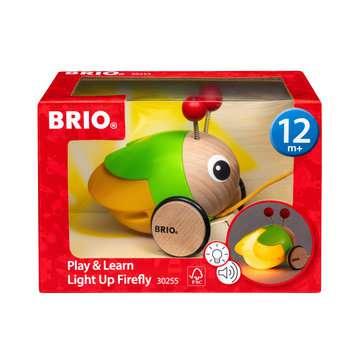 63025500 Baby und Vorschule Nachzieh-Glühwürmchen mit Licht und Sound von Ravensburger 1